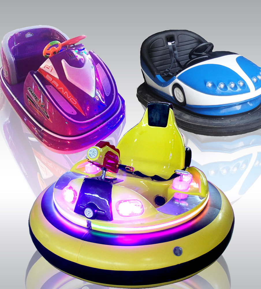 Bumper Car Battery Car