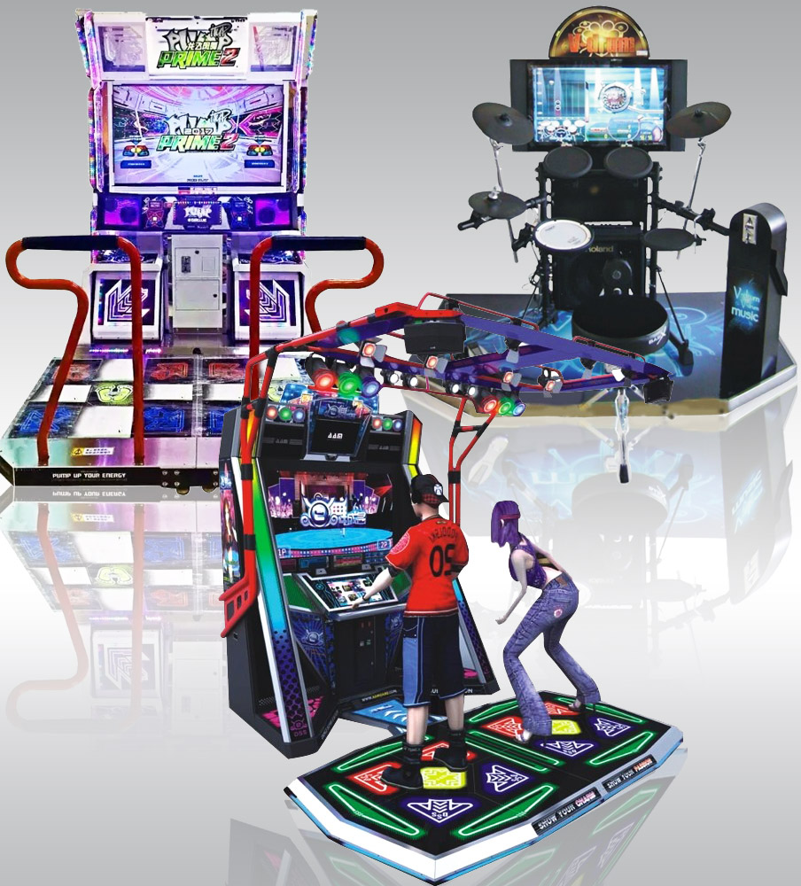 Amusement Game Machine