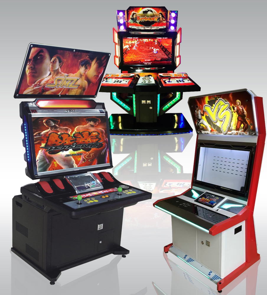 Video Game Machine