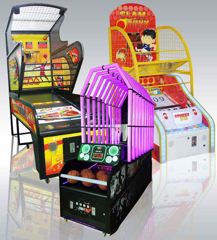 Basketball Game Machine