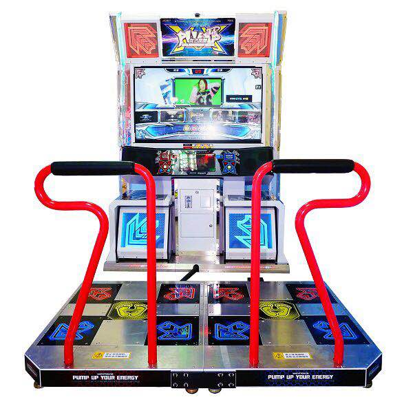 Pump It Up Prime 3 Video Arcade Dance Machines