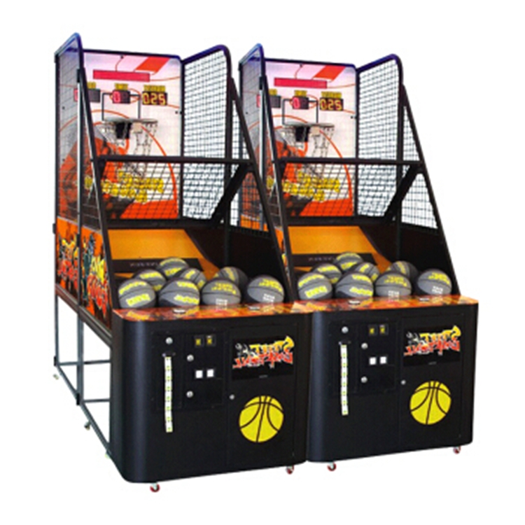 Indoor Normal Basketball Game Machine For Adults