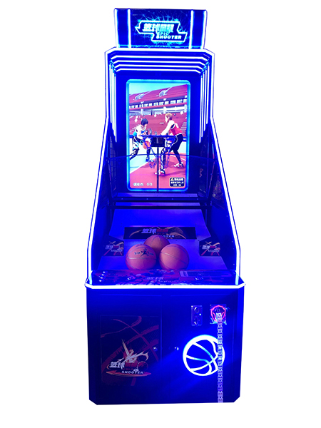 Amusement Basketball storm Game Machine For Adults