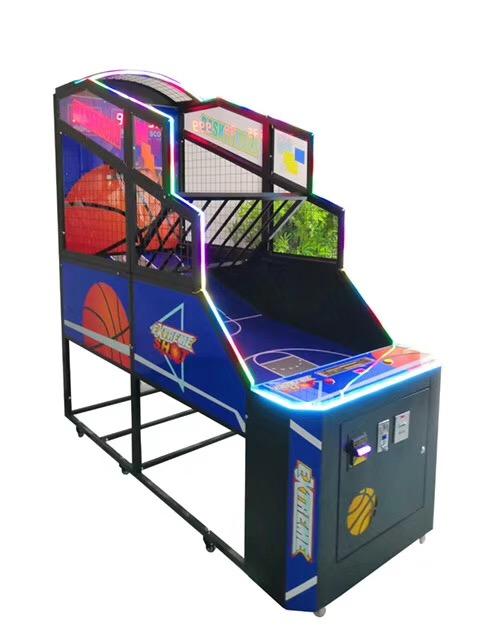 China Factory National Basketball Machine Arcade Game Machine