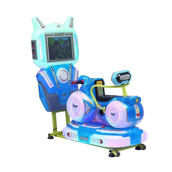 King kong motorcycle ride games kiddie ride machine