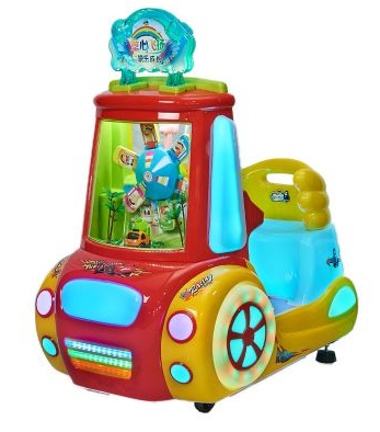 Dinibao good quality cute baby car kiddie ride machine for kids