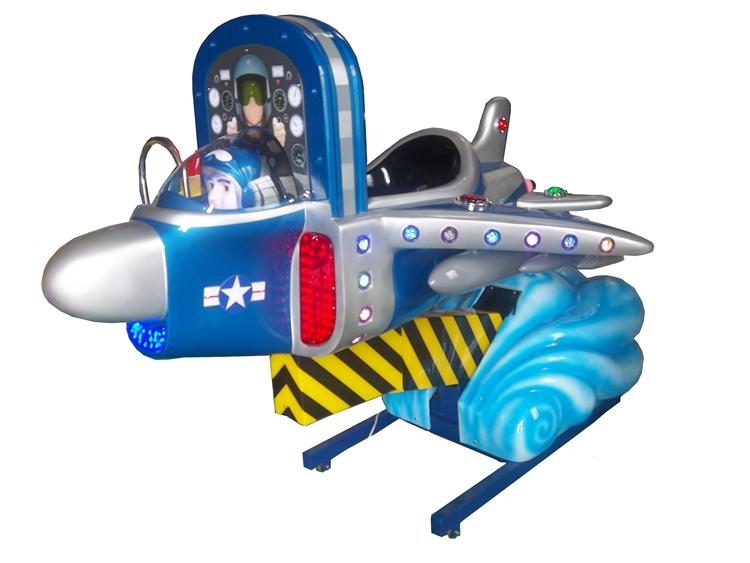 Factory price amusement park products Target Zero game machine