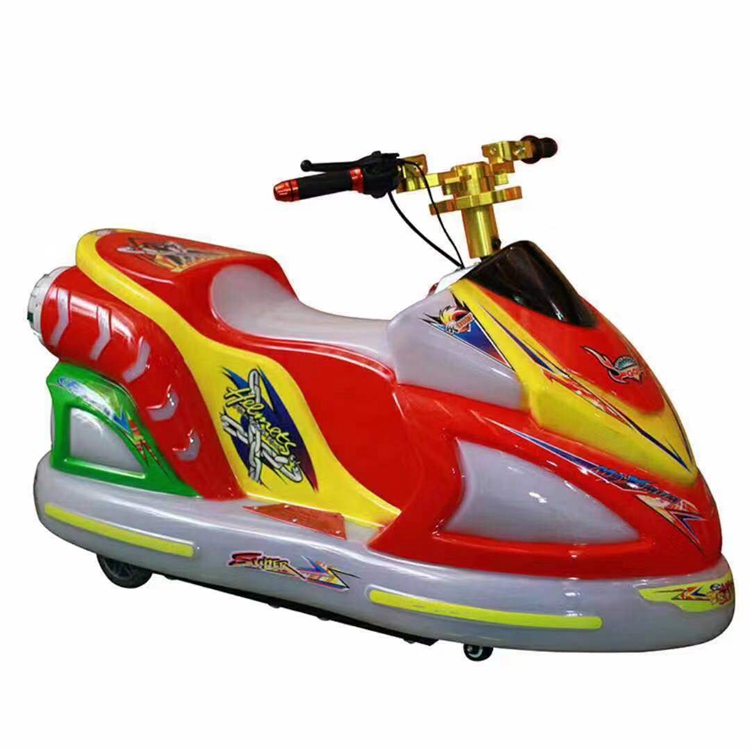 Indoor Playground Kids Motorcycle Battery Car