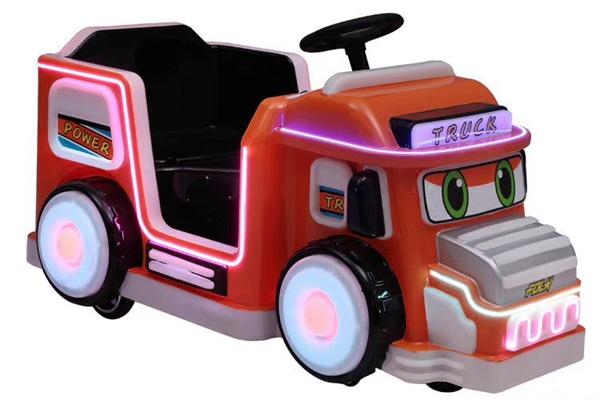 Dinibao Cute Truck Battery Car For Kids