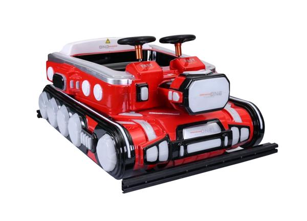 Factory Wholesale Tank Electric Bumper Car