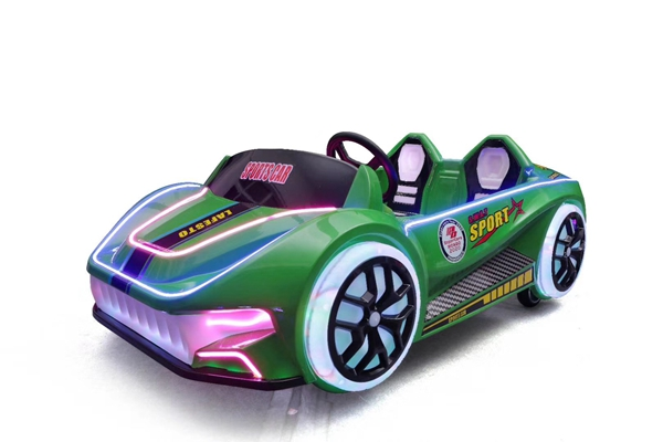Amusement sports car Kids Ride For Shopping Mall Game Center