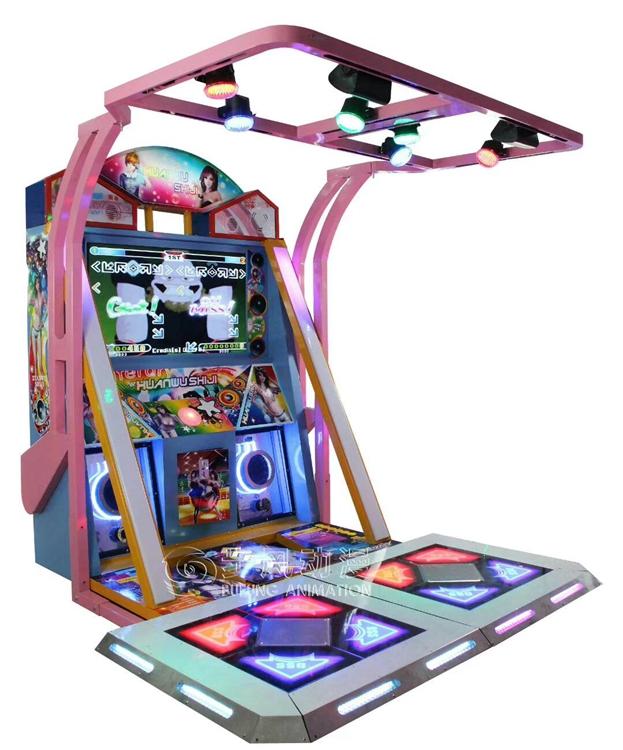 Best Selling Dance Century  amusement game machine