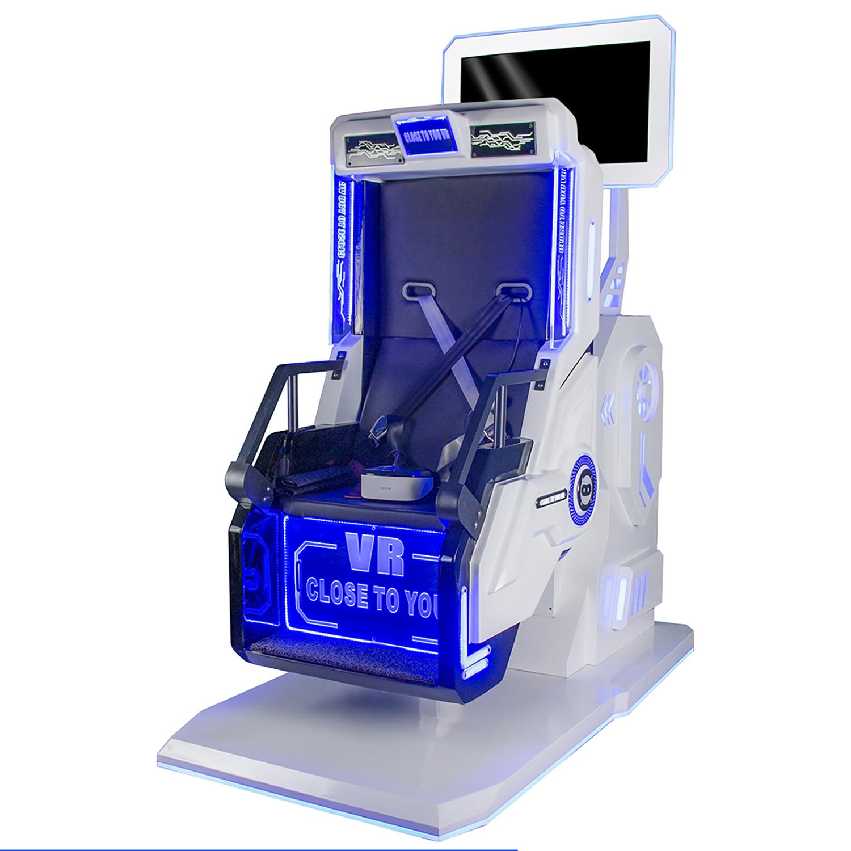 New arrival 9D VR 360 Simulator arcade game machine