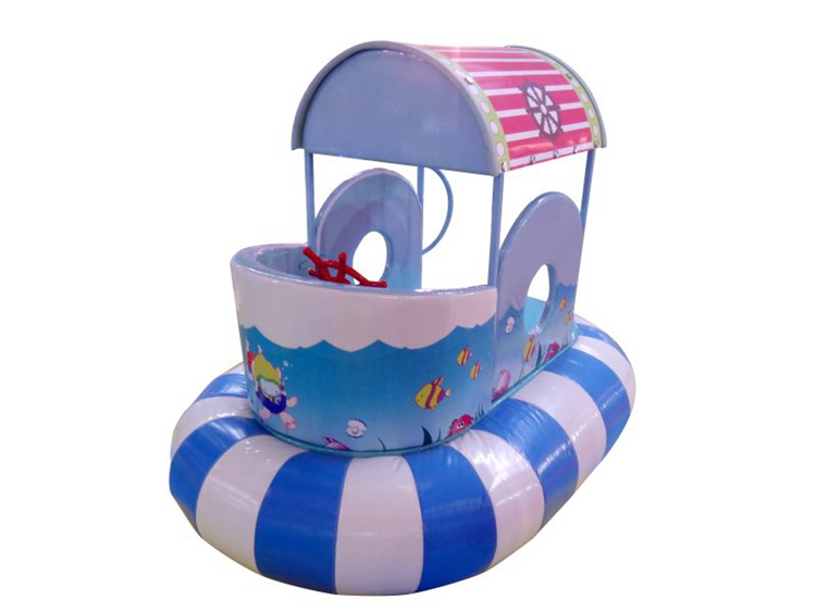 Children Pirate Ship Indoor Playground Equipment Suppliers