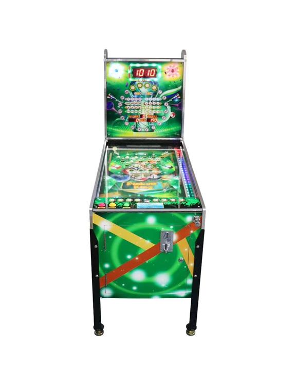 Virtual new pinball game machine