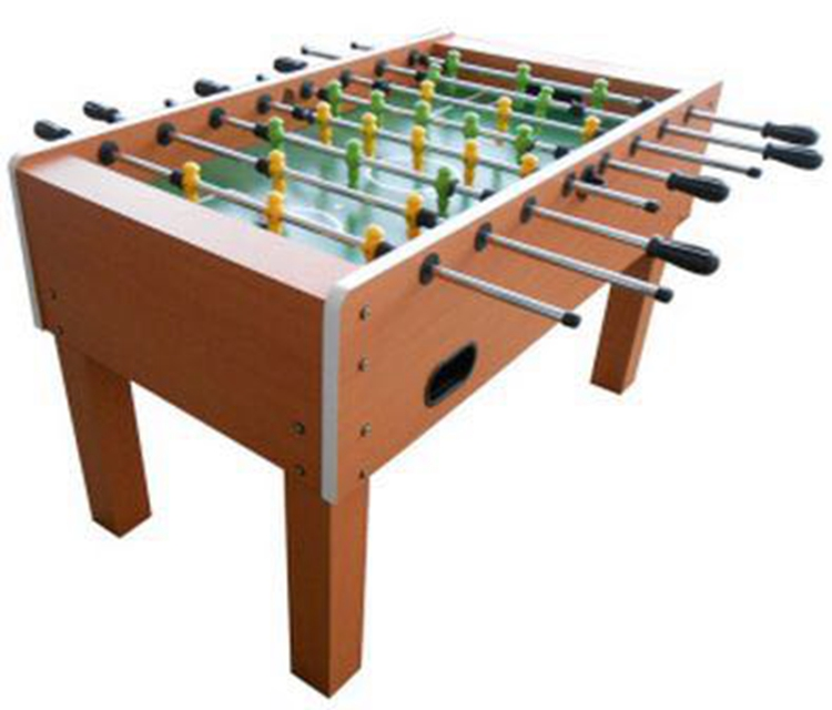 Table football for game room