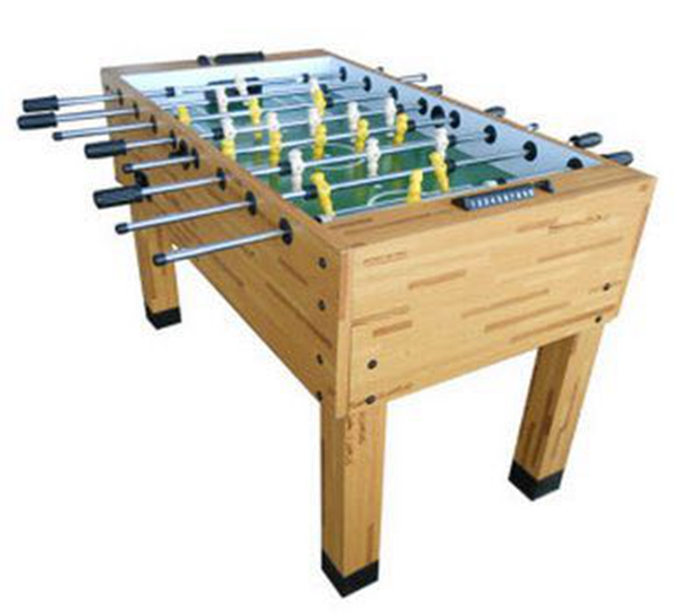 Hot sale hand play Soccer Table football table for indoor amusement center