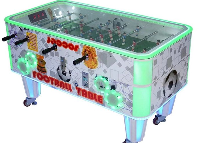 2020 new design  hand play soccer game  football table for sale
