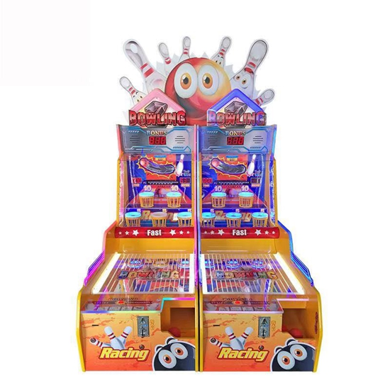 Factory Price Coin Operated Bowing Dunk Redemption Arcade Game Machine