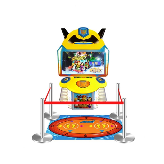 Dinibao Coin Operated Kinetc Adventure Redemption Game Machine