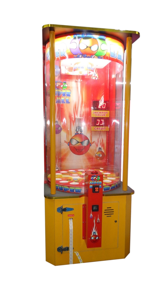 Dinibao coin operated Bouncing ball  Arcade Ticket Game Machine