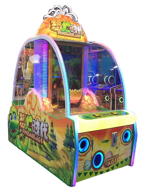 Attractive Design Dinosaur age Redemption Game Machine