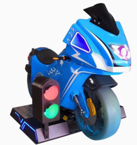 Simulator Speed motor racing arcade game machine