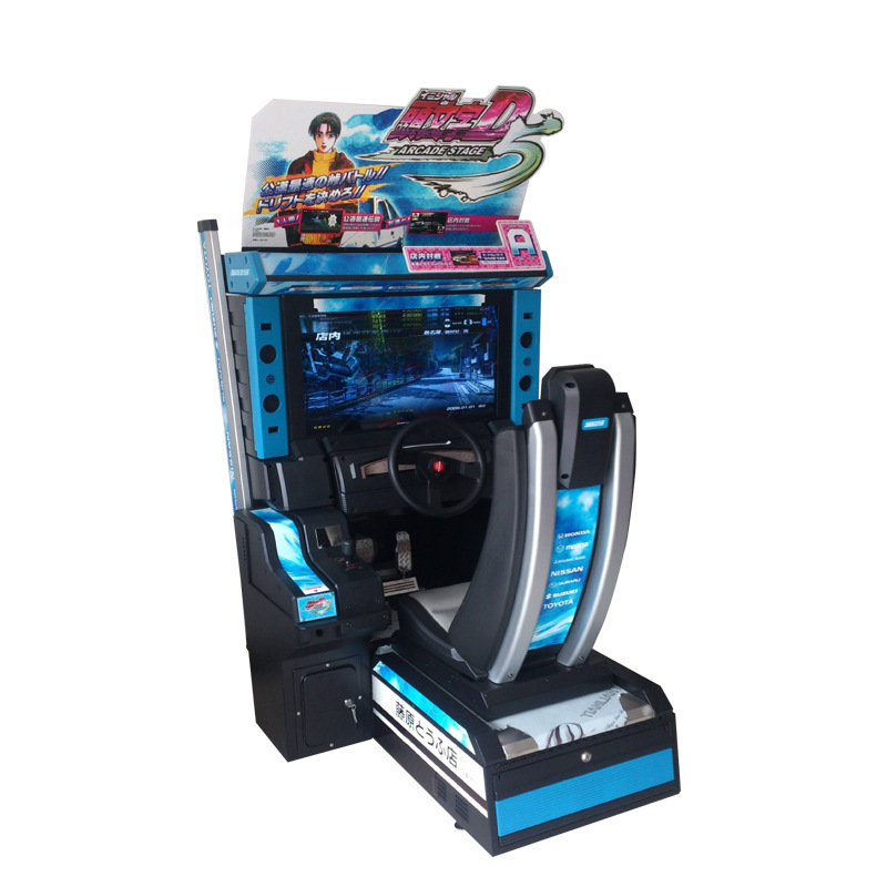 Wholesale Initial D arcade Stage 5 car racing simulator racing  arcade game machine
