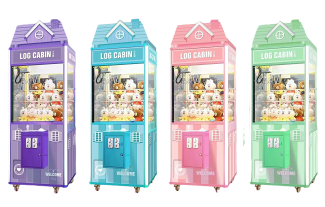 DINIBAO Factory Wholesale Wooden house series giftware game machine