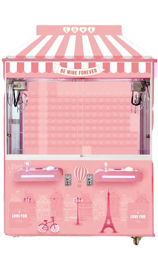 Dinibao Popular Princess car Arcade toy crane game machine