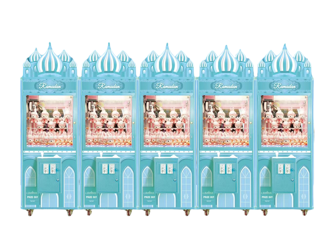Dinibao Factory New arrival Castle series gift game machine